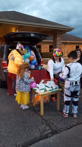 Trunk or Treat 3